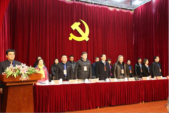 中共昆山登云科技职业学院委员会换届大会隆重举行