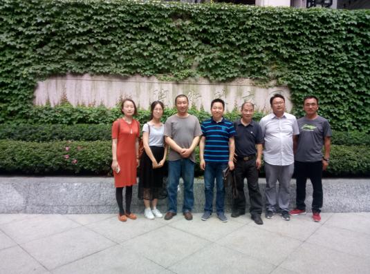 建筑与艺术系赴中国美术学院参访学习